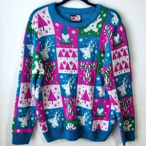 Party Sweater Dec 25th